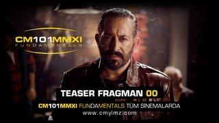Cem Yılmaz   CM101MMXI FUNDAMENTALS Teaser Fragman