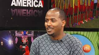 Sport America Interview With Mulugeta Weldeyes