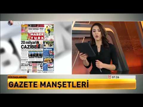 Beyaz TV - Gün Başlarken - Türkiye Küçükler, Yıldızlar ve Emektarlar Şampiyonaları - 25 Ocak 2017