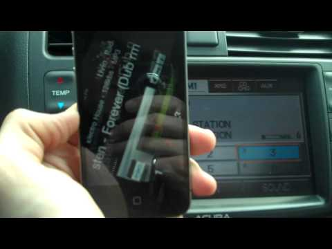 how to locate xm radio id
