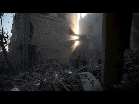 Δαμασκός: Διπλή βομβιστική επίθεση με δεκάδες νεκρούς