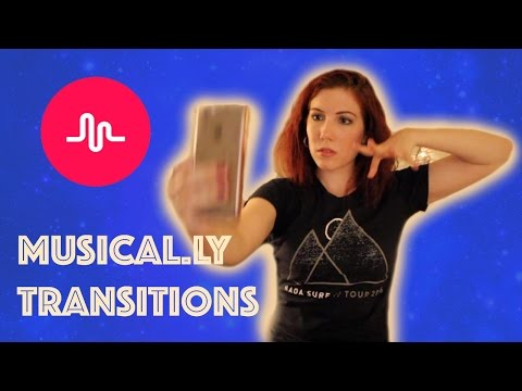 MUSICAL.LY TRANSITION TUTORIAL//NO EDITING REQUIRED! |Eliza Caws|