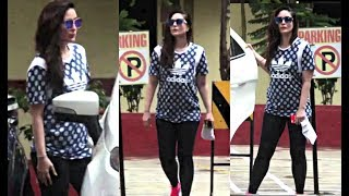 Kareena Kapoor Spotted In Cool Blue Look At Gym