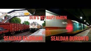 Nonton Fast & Furious: DLW's 1st WAP7 VARUN Bangs 130 With India's 1st & Fastest Duronto & Sealdah Rajdhani Film Subtitle Indonesia Streaming Movie Download