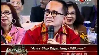 Video indonesia lawyers club Ruhut vs Hotman MP3, 3GP, MP4, WEBM, AVI, FLV Oktober 2018