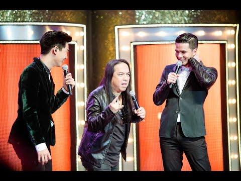 Ca sĩ giấu mặt Thailand - phần 1