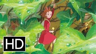 Arrietty - Official Trailer