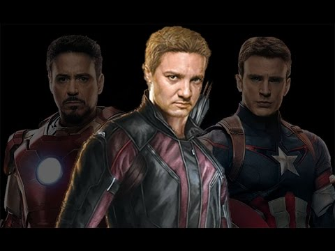 AMC Movie Talk – Hawkeye Officially In CIVIL WAR, CHAPPIE Sort Of Wins Box Office