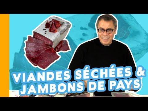 Viande des Grisons, Coppa, Jambon de Bayonne... Tout Savoir Sur les viandes séchées et salées