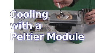 Video Peltier Module Cooling - The Peltier Effect MP3, 3GP, MP4, WEBM, AVI, FLV Desember 2017