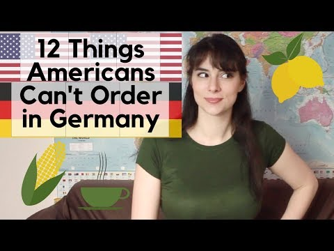 12 Things Americans Can't Order in Germany