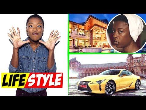 Samira Wiley #Lifestyle (Moira / Poussey in Orange Is the New Black)