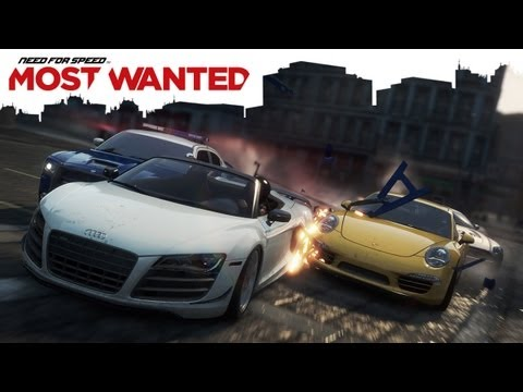 Most Wanted has won more awards than any game in Need for Speed history. Find out what all the fuss is about in our Single Player demo.Learn more at http://o.ea.com/12688See if you can find the Porsche 911 Carrera S, Aston Martin V12 Vantage, Audi R8 G