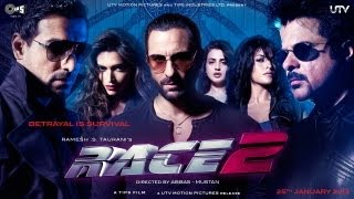 Saif Ali Khan, Deepika Padukone, John Abraham - Official Trailer - Race 2