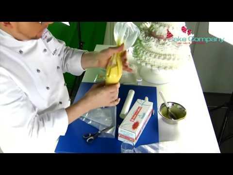Einwegspritzbeutel 45 cm - Test mit Tipps Cake-Company.DE