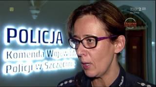 Tak policja ze Szczecina potraktowała ojca i syna w biały dzień!