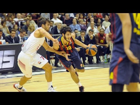 Milan - FC Barcelona went on the road and took care of business, hitting 11 three-pointers in downing EA7 Emporio Armani Milan 63-78 on Thursday night. Barcelona improved to 2-0 for a share of first...