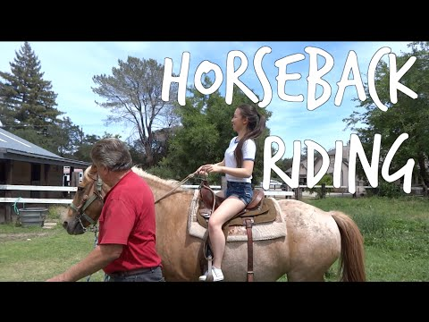 Horseback Riding in Loomis, CA :0 - June 20, 2015