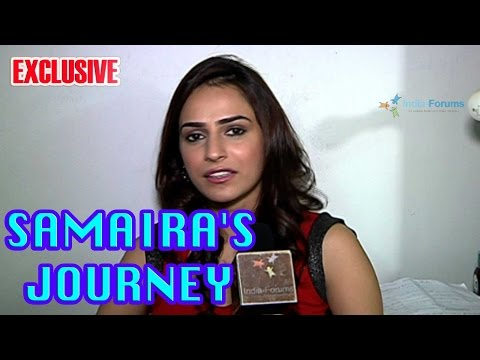 Kashmira Irani speaks about her journey as Samaira