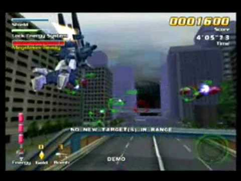 preview-Counter Force: Ex Zeus Game Review (PS2/Wii)