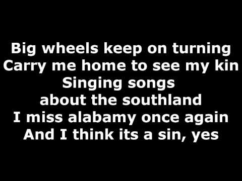 Lynyrd Skynyrd - Sweet Home Alabama - Lyrics IN Video + Description (HD)