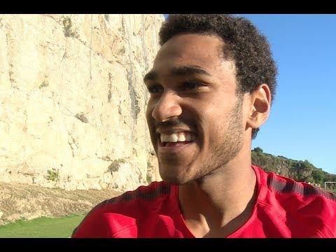 Les premiers pas de Jordi Mboula - AS MONACO