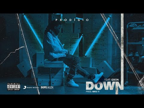 Prodígio: Down (Feat: Gson) (Prod. Mike 11)
