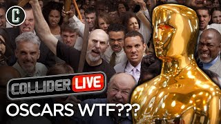 The Oscars Are Pissing People Off Again - Collider Live #71 by Collider