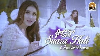 Video Ayu Ting Ting - Suara Hati Akustik [Official Music Video] MP3, 3GP, MP4, WEBM, AVI, FLV Oktober 2018
