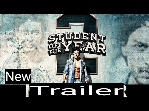 Student of the year 2  official trailer || Tiger Shroff || Annanya pandey