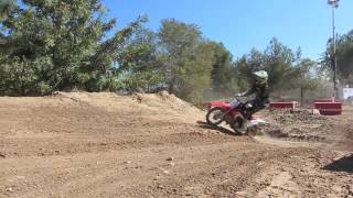 9. 2013 Honda CRF110F Intro