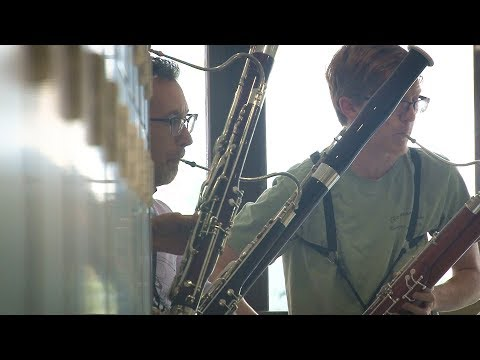 Video thumbnail: Reed music