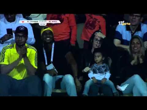 Al Wasl 1 x Shabab 1 AG League 25 12 2015 Goals