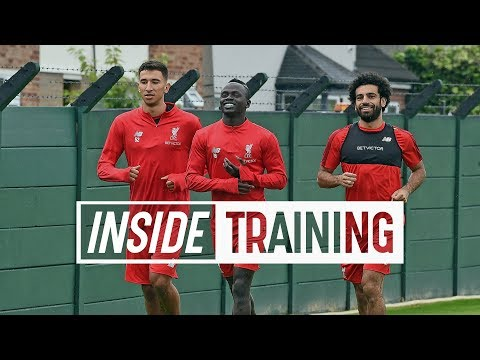 Inside Training: Salah & Mane return for pre-season training, lactate testing... and basketball