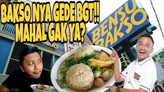Download Video REVIEW BENSU BAKSO. USAHA BAKSO ARTIS YANG PALING BARU!!! MP3 3GP MP4