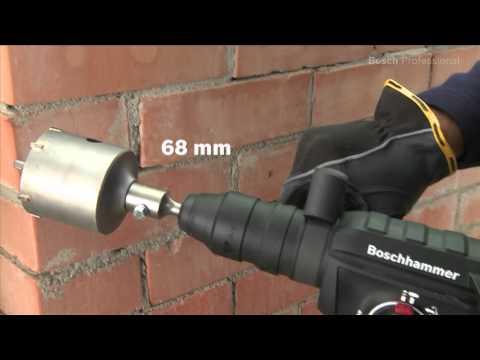 Bosch Bohrhammer GBH 2-24 DF, 790W