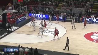 EA7 Milano vs Pasta Reggia Caserta