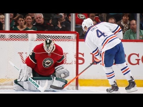 Video: Shootout: Oilers vs Wild