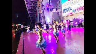 Liên hoan các nhóm nhảy thành phố Uông Bí mở rộng lần thứ nhất năm 2020