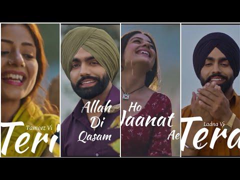 Video Jannat Full Screen Status | BPraak, Jaani | Ammy Virk, Tania | Jannat Song Status |Sufna| New Status download in MP3, 3GP, MP4, WEBM, AVI, FLV January 2017