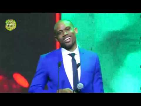 SUNDAY OLISEH REVEALS SECRET OF '94 EAGLES' SUCCESS IN EMOTIONAL SPEECH AT NFF AWARDS