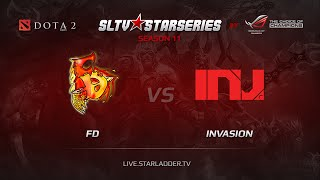 Invasion vs FD, game 1