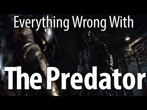 Everything Wrong With The Predator (2018)