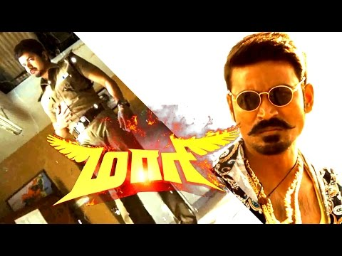 VIJAY AND DHANUSH: Maari Teaser HD