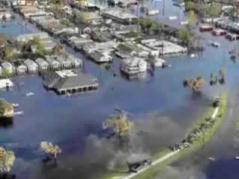 When The Levees Break - Bombing of the Lower 9th Ward 6/8