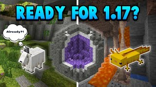 5 Ways You Should ALREADY Be Preparing For Minecraft 1.17