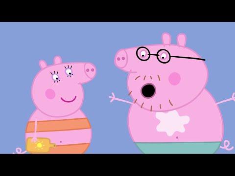 Peppa Pig en Español - Compilaciòn 16 - Pepa la cerdita