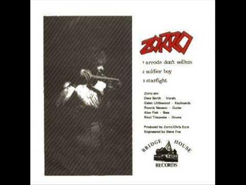 Zorro - 'Arrods Don't Sell 'Em online metal music video by ZORRO