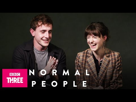 Exclusive Normal People Interview With Daisy Edgar-Jones & Paul Mescal: Becoming Marianne & Connell