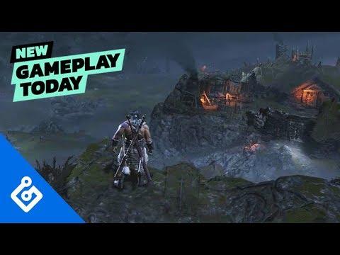 Diablo IV : 24 minutes de gameplay pour le Barbare